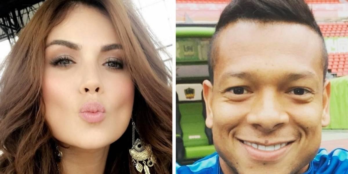 ¿Reconciliación de Sara Uribe y Fredy Guarín?