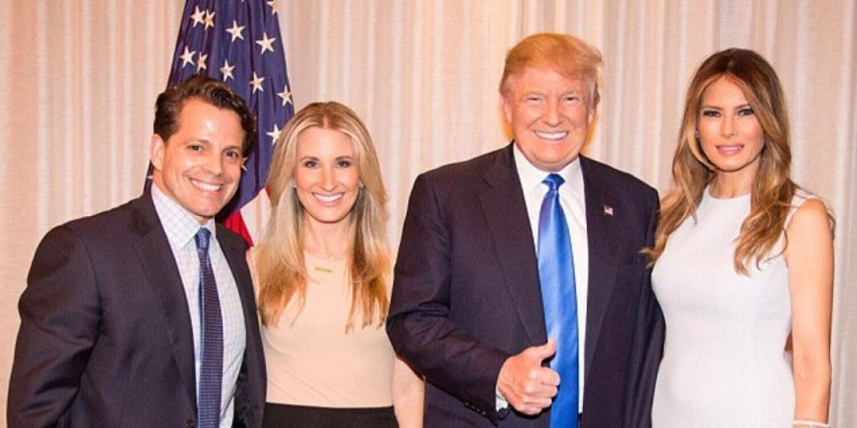 Cumplió una semana trabajando para Trump y su esposa pide el divorcio