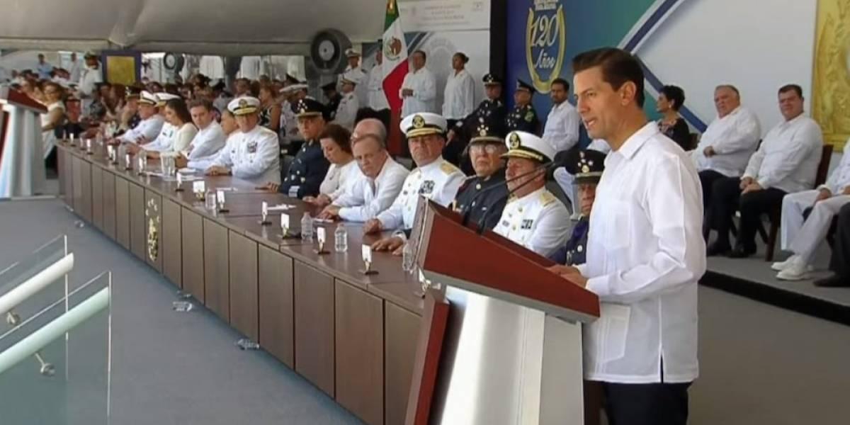 En cinco años se cambió el rostro de la economía mexicana: Peña Nieto