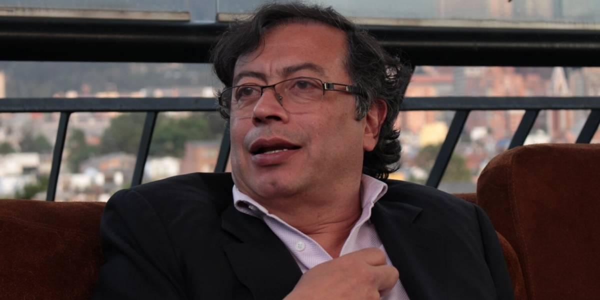 Gustavo Petro asegura que le quieren hacer fraude en elecciones