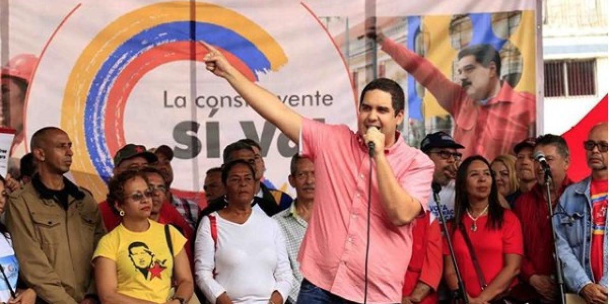 'Ha fallecido gente viva': Hijo de Nicolás Maduro habla de las protestas en Venezuela