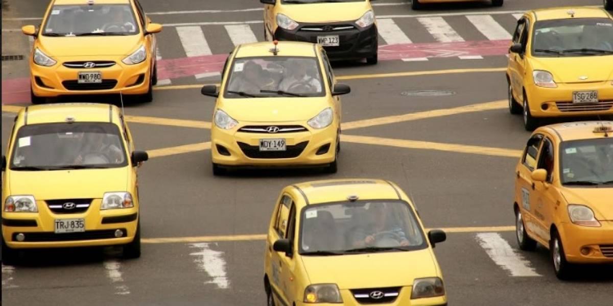 ¡Prepárese! En diciembre suben las tarifas de los taxis en Medellín