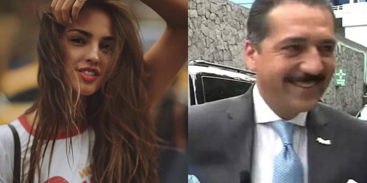 Eiza González despreció de manera monumental a periodista de TvAzteca