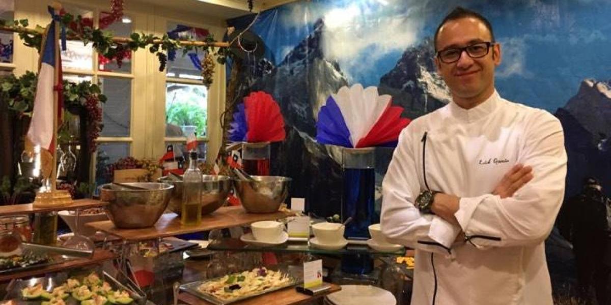 Pastel de choclo, torta y empanadas, algunos de los platillos chilenos de este festival gastronómico