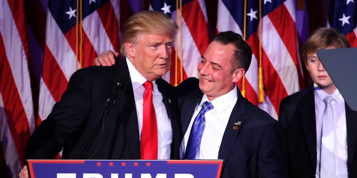 Sorpresivamente, Trump nombra nuevo secretario general de la Casa Blanca