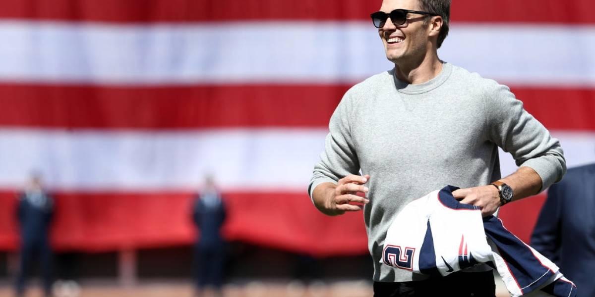 Google cataloga a Tom Brady como dueño de los Jets