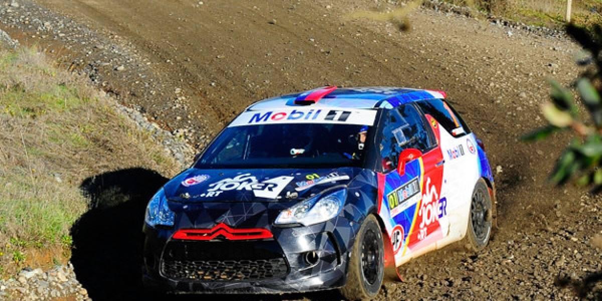 A orillas del Llanquihue sigue el Rally Mobil
