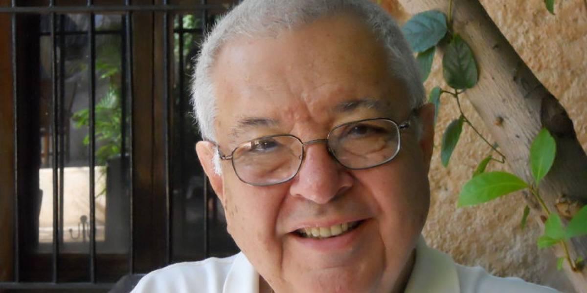 Fallece legendario periodista guatemalteco Jorge Palmieri