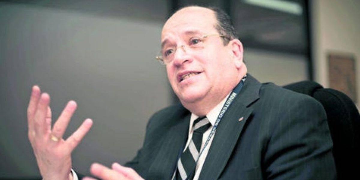Vicepresidente confirma salida de José Moreno del Ministerio de Desarrollo