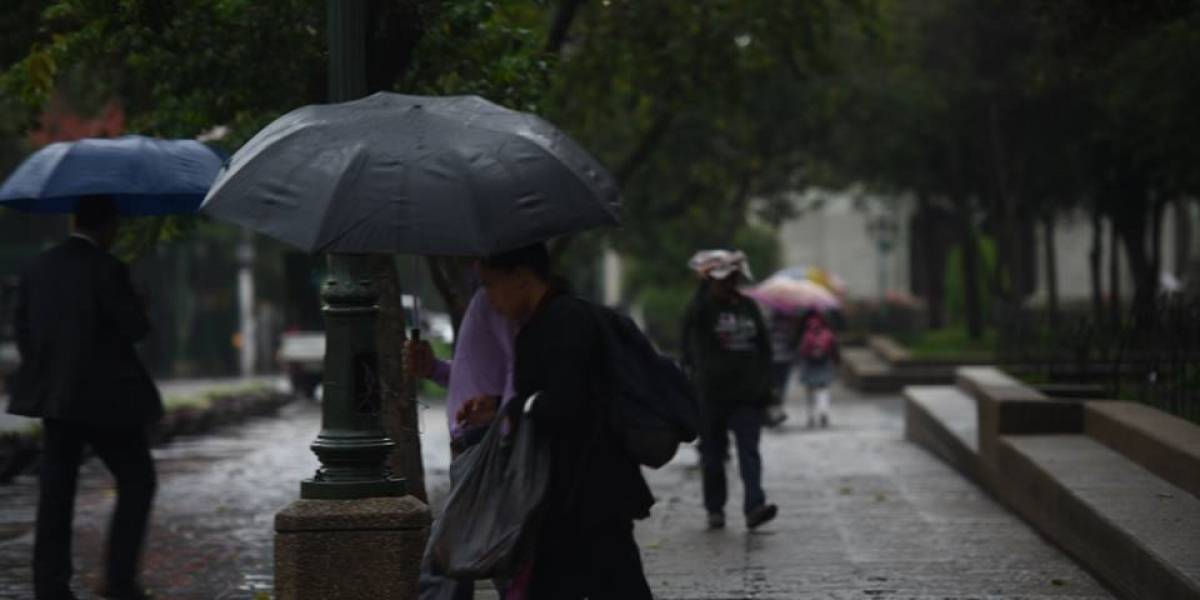Se esperan lluvias para este viernes y sábado
