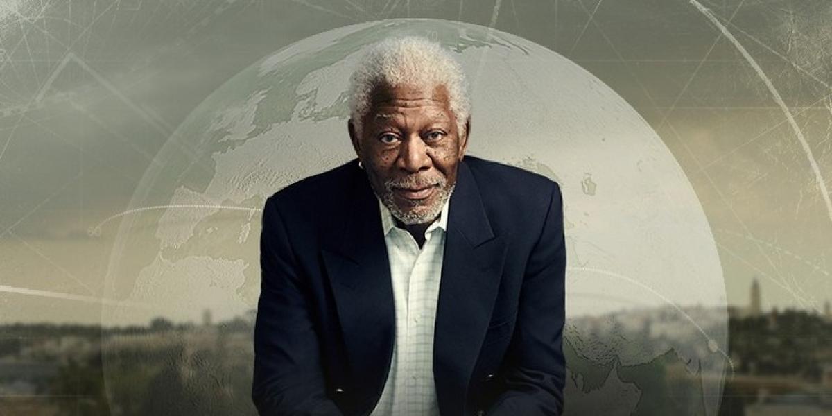"""Morgan Freeman: """"Rigoberta Menchú es una rebelde"""""""
