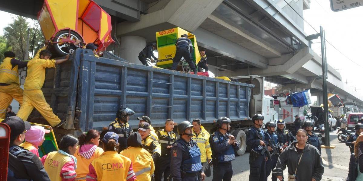 Continuarán operativos contra mototaxis en la ciudad: Serrano