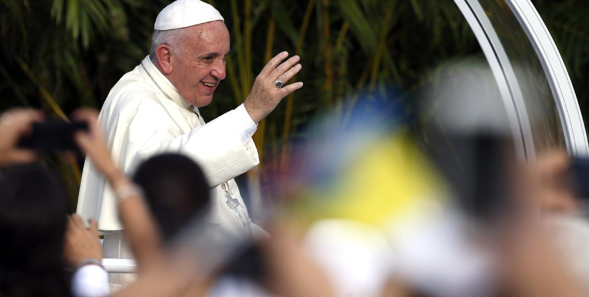 Estas son las recomendaciones para asistir a la misa del papa Francisco en el Parque Simón Bolívar