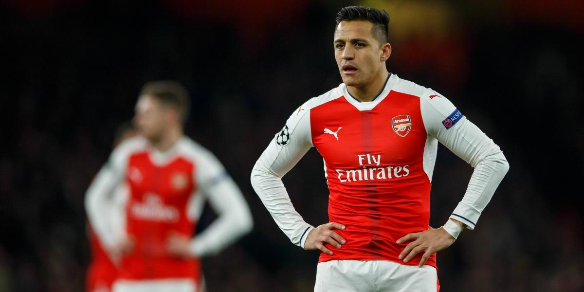 """Duro llamado de referente del Arsenal: """"Dejen ir a Alexis, tomen el dinero y sigan adelante"""""""