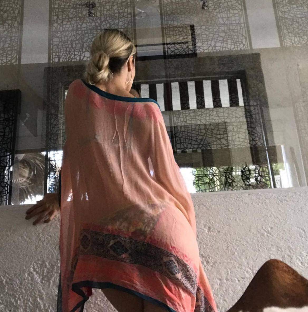 Cameltoe en sesion de yoga - 2 4