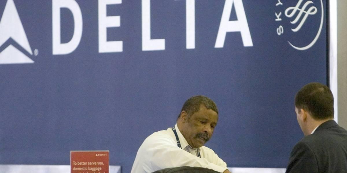 Delta suspenderá vuelos a Venezuela