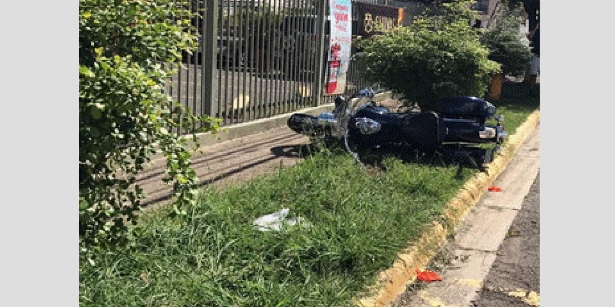 Reportan accidente grave con motociclista de la Policía en Cabo Rojo