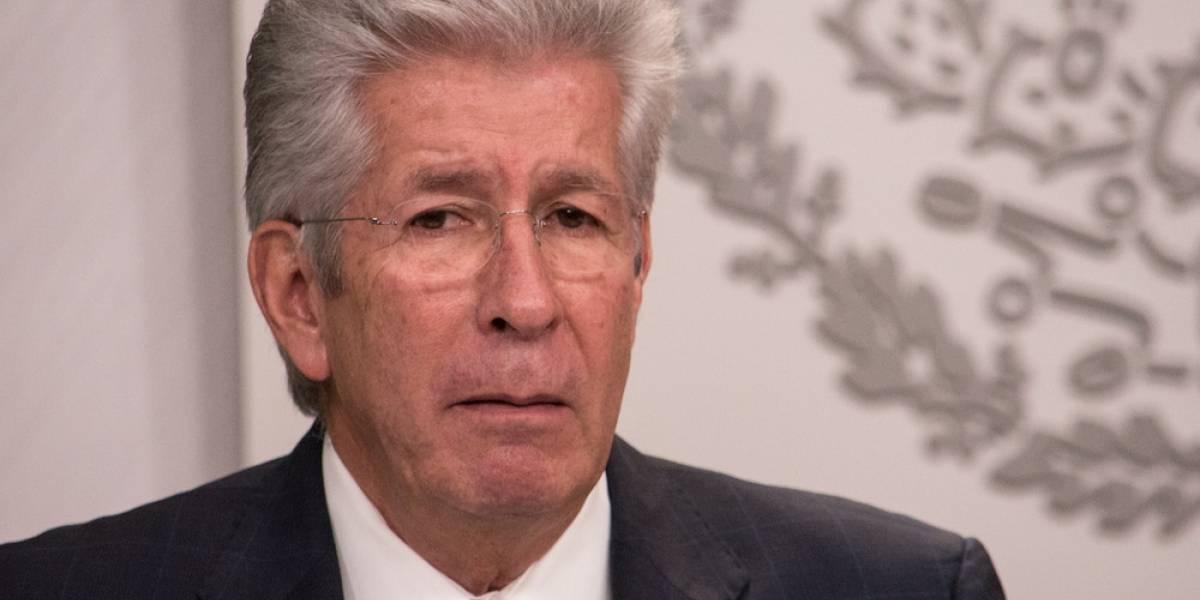 Hubo fallas y omisiones en construcción del Paso Exprés, admite Ruiz Esparza