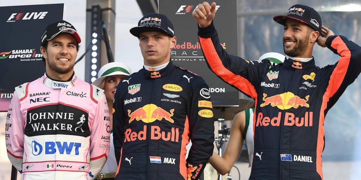 'Checo' Pérez tuvo regular actuación en inicio de las pruebas para GP de Hungría