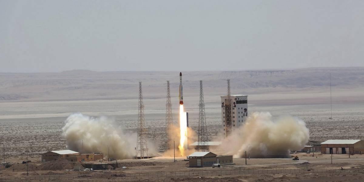 EEUU sanciona a Irán por lanzar cohete al espacio