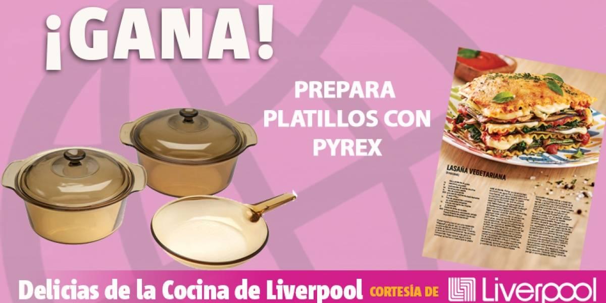 ¡Gana! kit delicias de la cocina