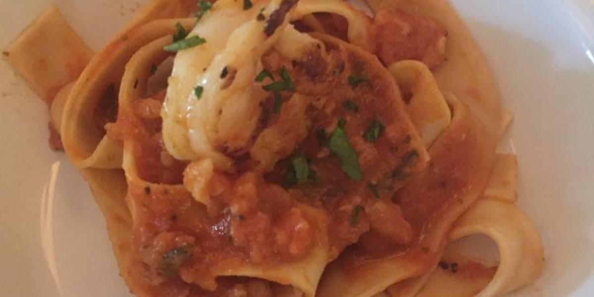 Salacia, el sabor de Italia combinado con las delicias del mar