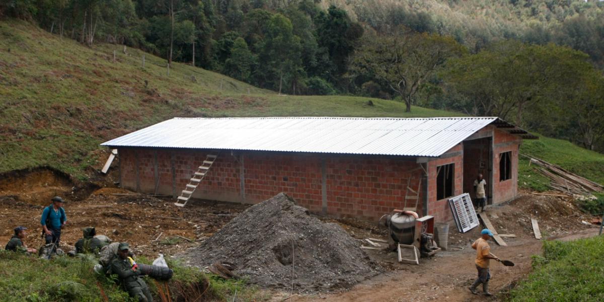 Seis personas habrían muerto en combate entre disidentes de las Farc en Suárez, Cauca