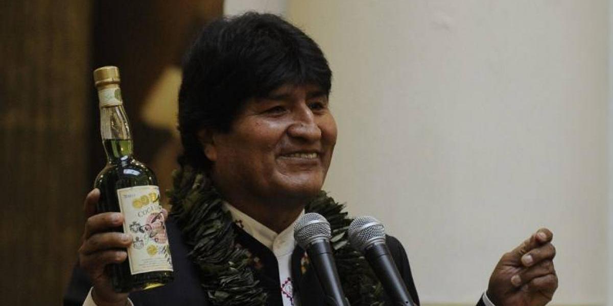 """""""Coca de por vida"""": el nuevo anuncio de Evo Morales que pone contentos a los bolivianos"""