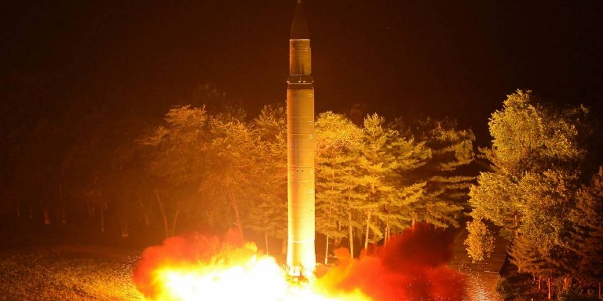 """Kim vuelve a amenazar: """"Todo el territorio de Estados Unidos está al alcance de los misiles de Corea del Norte"""""""