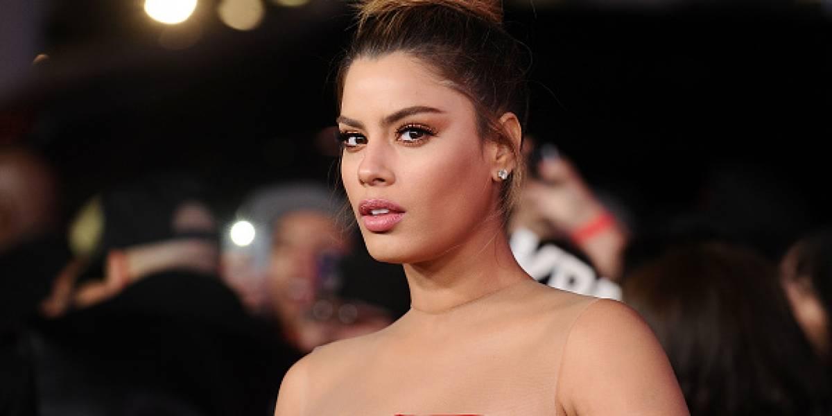Usuarios critican foto topless de Ariadna Gutiérrez