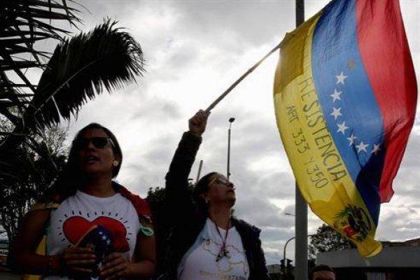 Oposión al chavismo