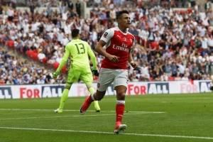 Alexis Sánchez seguiría con el Arsenal