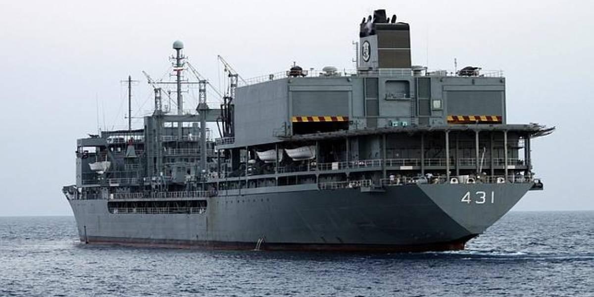 Nuevo incidente entre buques de EEUU e Irán vuelve a agitar la tensión en el Golfo Pérsico