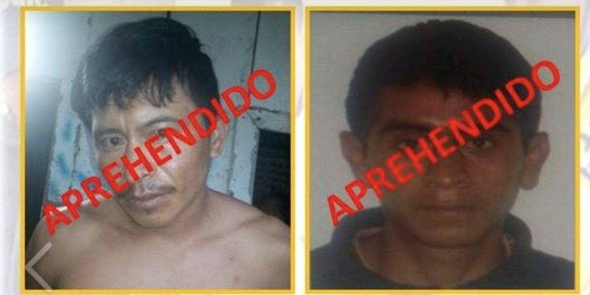 Desarticulan a banda que delinquía en Suchitepéquez