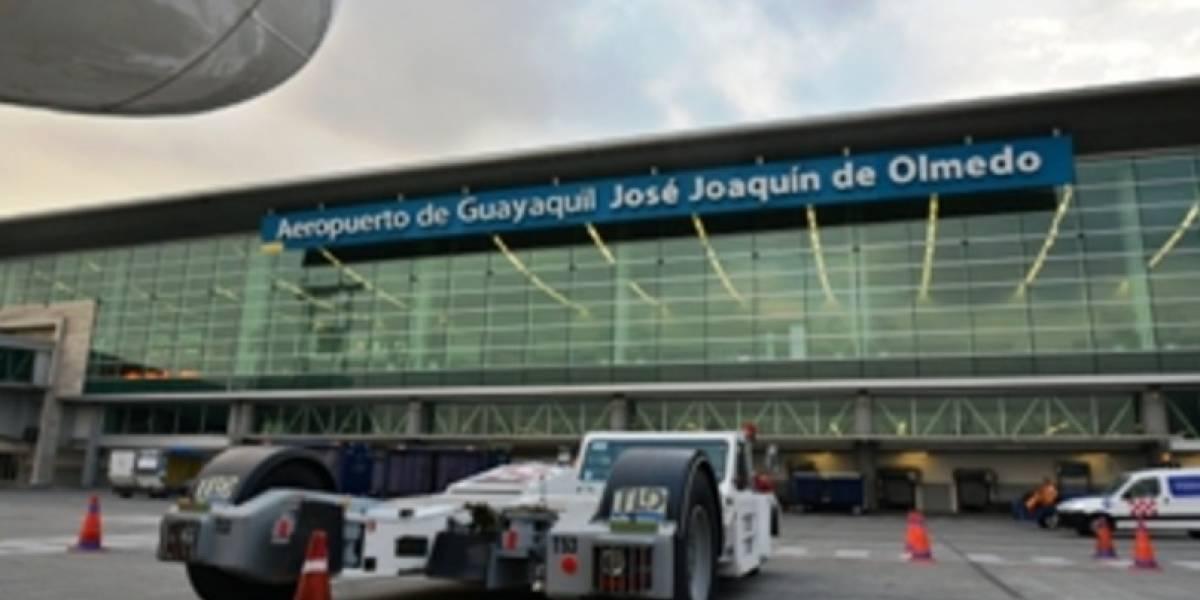 Simulacro por sismo este sábado en el aeropuerto de Guayaquil