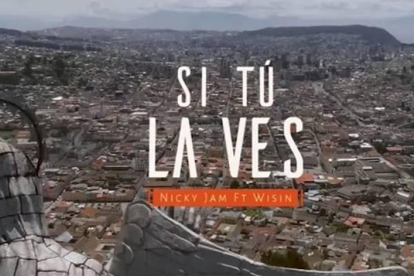 ¿Por qué Nicky Jam escogió a Ecuador para grabar video?