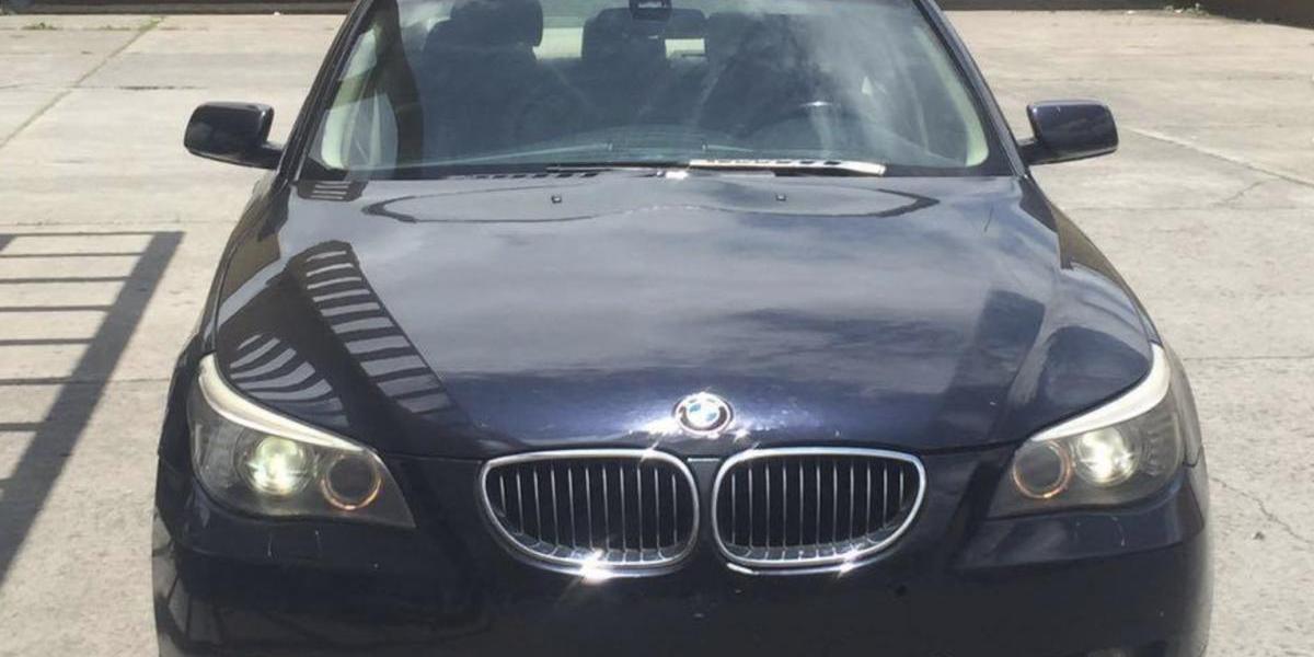 Compró un BMW y la Policía se lo decomisó por tener reporte de robo en República Checa