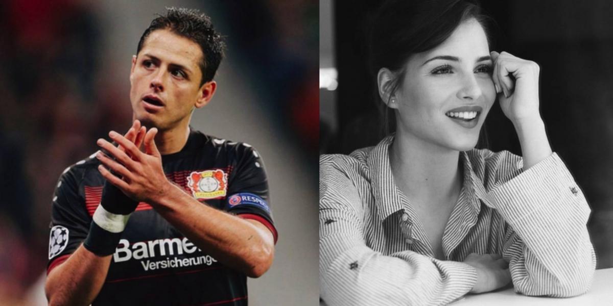Andrea Duro revela su romance con 'Chicharito'