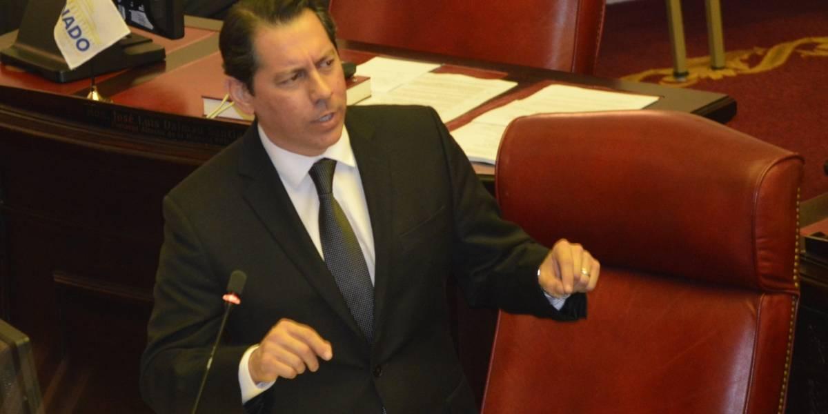 Senador reitera detener financiamiento a la Junta de Control Fiscal