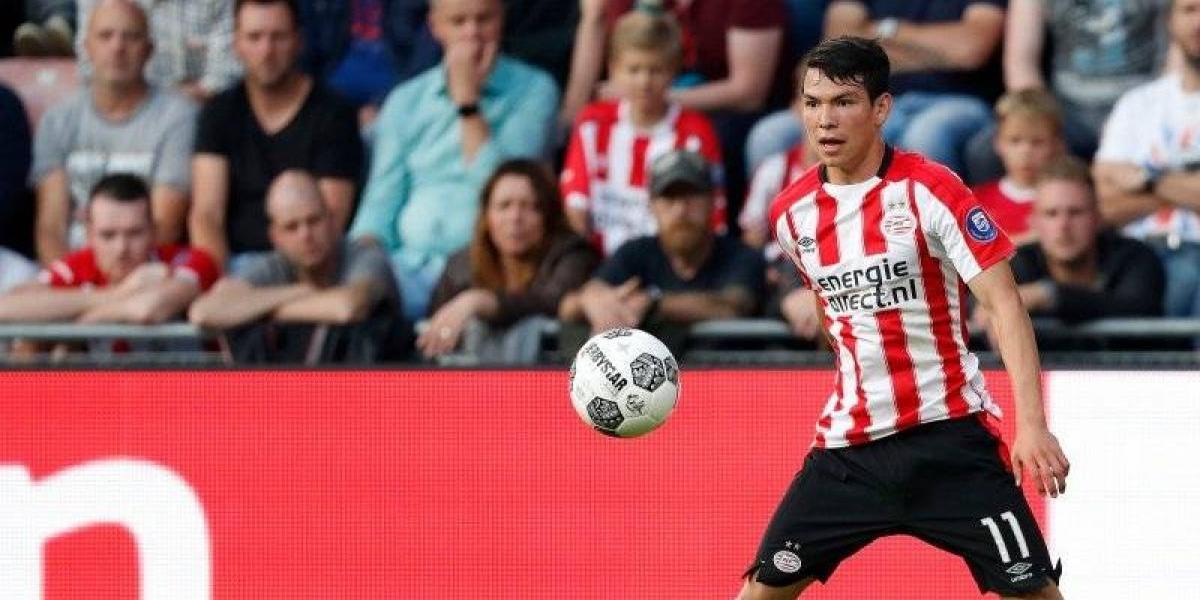 'Chucky' se estrena con el PSV y marca golazo