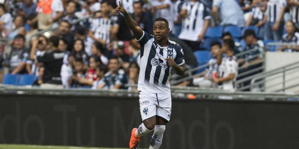 Dorlan Pabón consigue el gol más rápido del torneo y da triunfo a Rayados