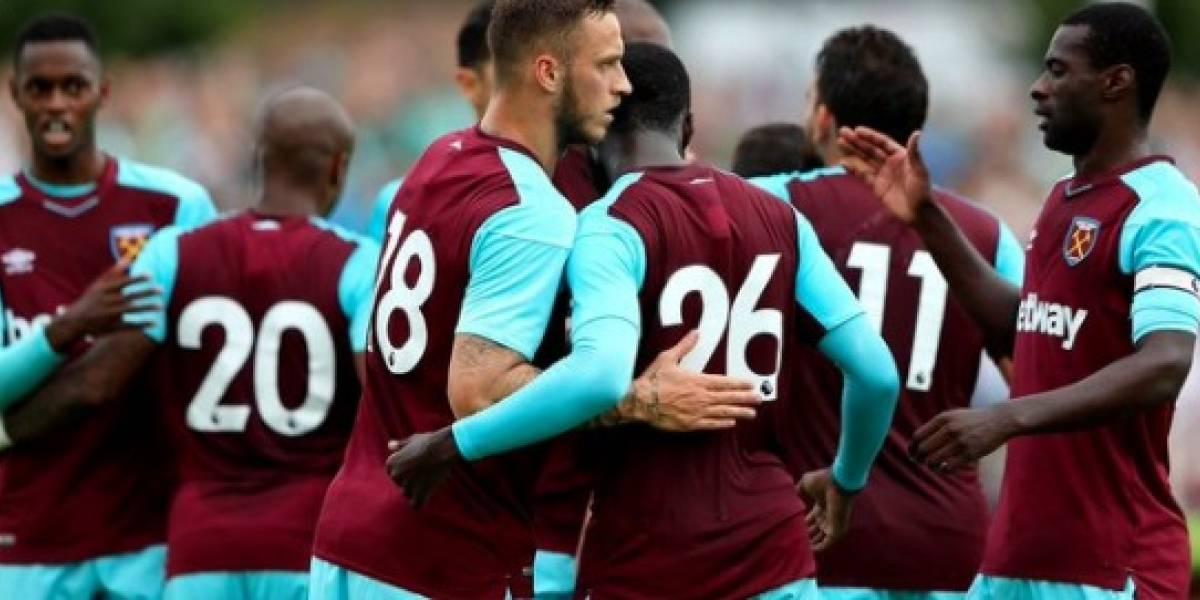 West Ham pierde su primera copa sin 'Chicharito'