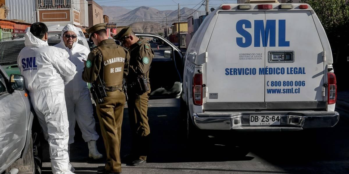 Femicidio: detienen a hombre de 53 años tras la estrangulación de su esposa en La Serena