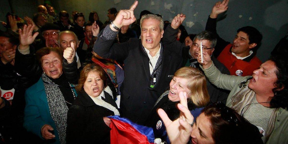 """Rincón puso reclamo al Tricel por su candidatura, pero lo rechazaron : """"Nos ha sorprendido el fallo"""""""
