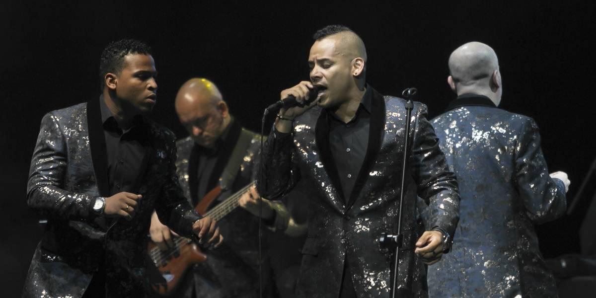 Grupo Niche pone a bailar al Teatro Metropólitan