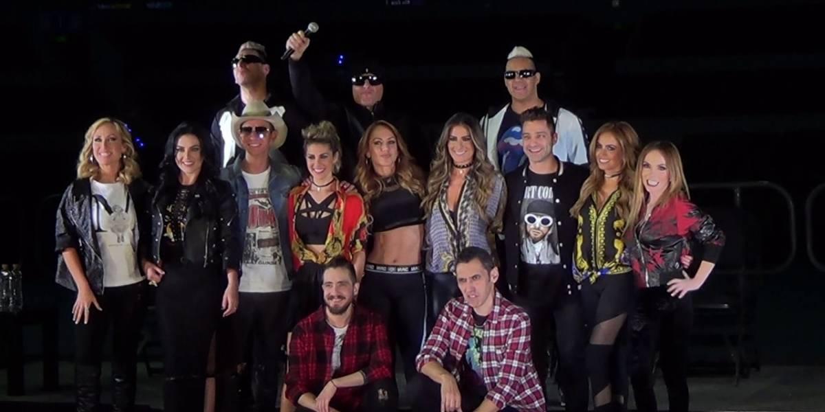 '90s Pop tour' llama a recordar el valor del pop en español: Syntek