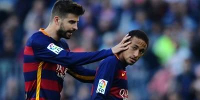 Gerard Piqué se rectifica luego de decir que Neymar
