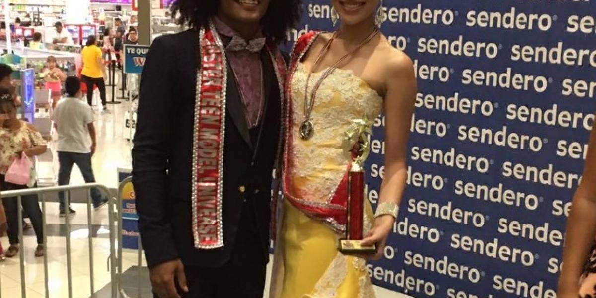 Belleza boricua conquista Model Universe 2017