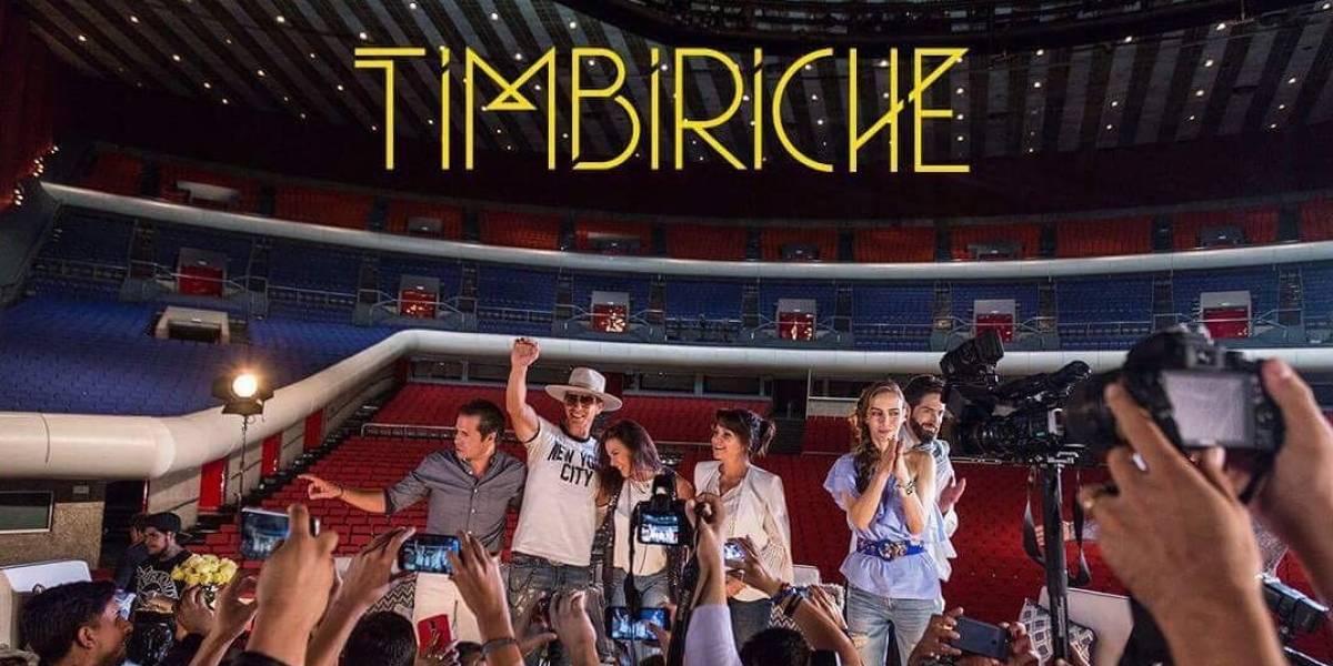 Timbiriche va por emociones y no récords