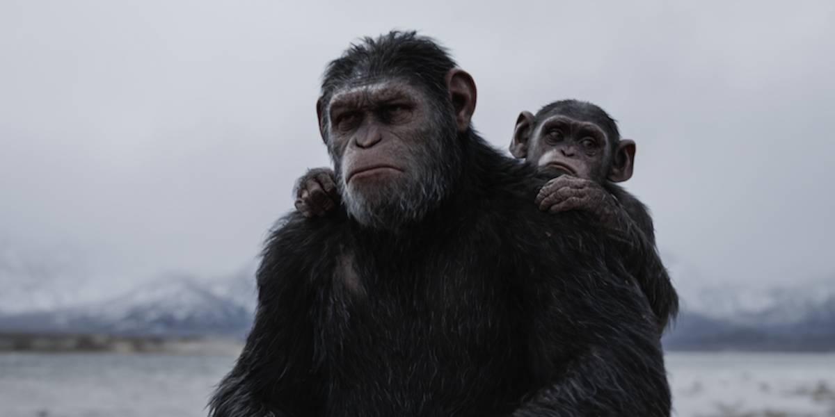 Podría haber una nueva película de El Planeta de los Simios:  Andy Serkis